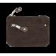 Suede key wallet Gilda