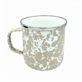 Enamel mug Sandy