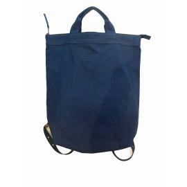 Vegan friendly canvas backpack Mart