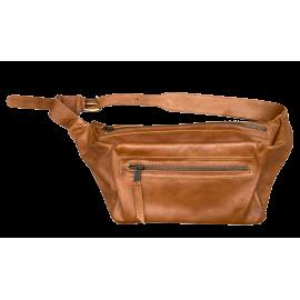 Leather crossbody bag Joff