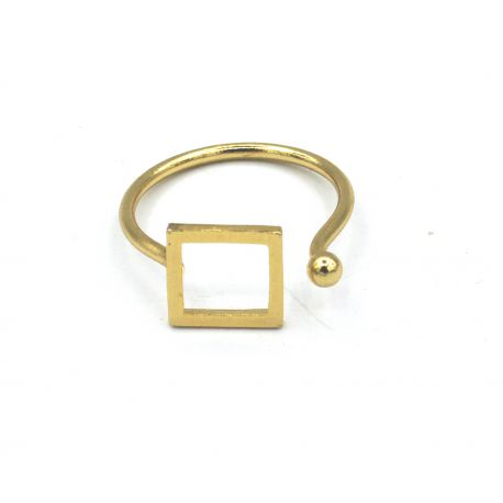 Gold plated ring Els