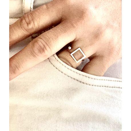 Rodium ring Els