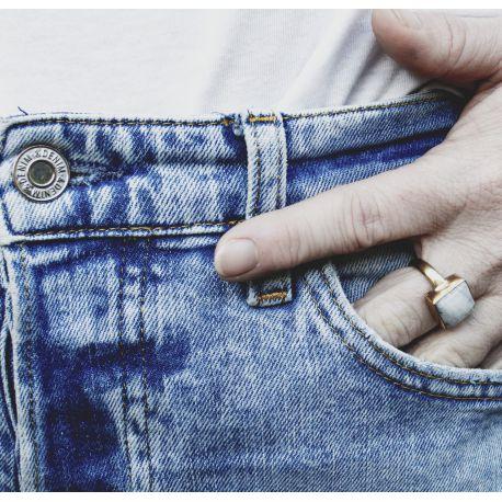 Messing ring Hivi