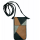 Leather bag Nigela patchwork for the iPhone or Samsung Galaxy