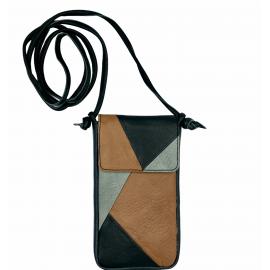 iPhone tas Nigela patchwork voor de iPhone of Samsung Galaxy