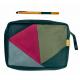 Pouch Dorus patchwork Colour