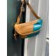 Leather bum bag Doug combi 1
