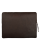 Leather laptopcover Lucas 15 inch