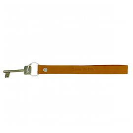 Leather key hanger Misty long HAVE FAITH