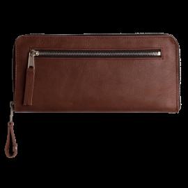 Leather phone wallet Big Gran