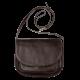 Leather bag Geena